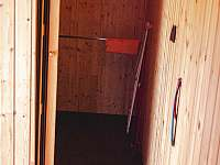 Šatna - chata k pronájmu Oblanov - Dolce