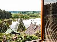 Výhled z malé ložnice - Oblanov - Dolce