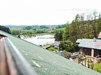 Výhled z velké ložnice - Oblanov - Dolce
