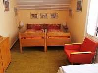 ložnice 3 - chalupa k pronájmu Janské Lázně