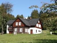 Chata Bobina - Paseky nad Jizerou