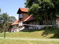 Chata Janova hora - ubytování Vítkovice - Janova hora