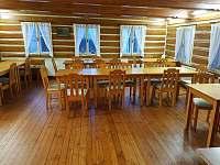 Jídelna 2019 - chata k pronajmutí Vítkovice - Janova hora