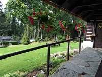 Veranda - chata k pronajmutí Vítkovice - Janova hora