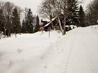 zimní Jasná 2 - chata k pronájmu Vítkovice - Janova hora