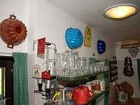 Kuchyně - pronájem chalupy Vítkovice v Krkonoších