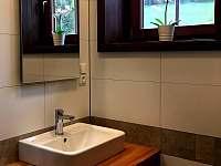 Koupelna Rýchorský pokoj - chalupa k pronájmu Janské Lázně