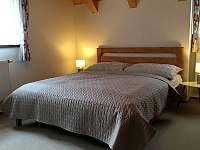 Ložnice Rýchorský pokoj - chalupa ubytování Janské Lázně