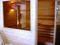 Sauna1 - chata ubytování Dolní Dvůr