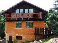 Chata k pronájmu - dovolená Adršpašsko rekreace Horní Staré Buky
