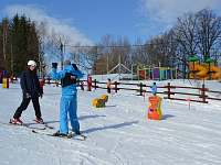 KIDPARK skiareál Mladé Buky