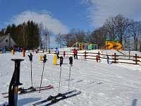 KIDPARK skiareál Mladé Buky 2