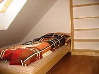 Podkroví 2* postel