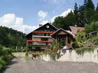 ubytování Ski areál Dolní Dvůr - Luisino údolí Penzion na horách - Vítkovice v Krkonoších