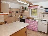 Plně vybavená kuchyň - Pec pod Sněžkou - Velká Úpa