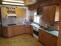 Kuchyně - Velká Úpa - Pěnkavčí vrch