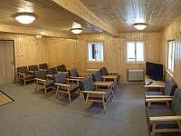 společenská místnost - pronájem chalupy Velká Úpa - Pěnkavčí vrch