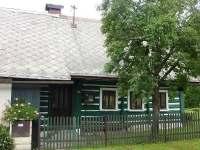 Chalupa ubytování v obci Škodějov