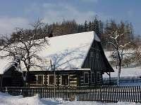 ubytování Ski areál Šachty Vysoké nad Jizerou Chalupa k pronajmutí - Benecko - Dolní Štěpanice