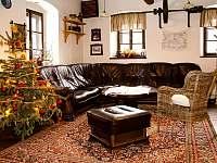 Vánoce na Kovárně - chalupa k pronajmutí Vidochov