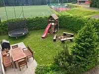 Zahrada - vila k pronájmu Harrachov