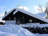ubytování Lyžařský areál U Čápa - Příchovice ve vile na horách - Harrachov