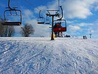 Ski areály v dosahu od 300m - Horní Lánov