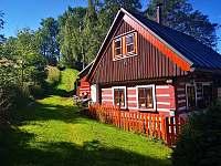 ubytování Lyžařský vlek Pěnkavčí vrch na chatě k pronájmu - Dolní Albeřice