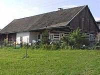 Chalupa k pronajmutí - dovolená Koupaliště Šárovcova Lhota rekreace Bukovina u Čisté