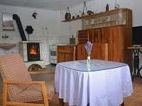 Obývací světnice- kuchyň