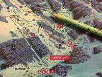 chalupa poloha - Rokytnice nad Jizerou - Horní Rokytnice