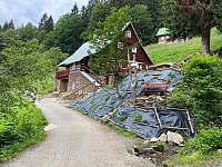Chalupa k pronájmu - Rokytnice nad Jizerou - Horní Rokytnice