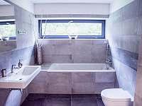 Koupelna - apartmán k pronajmutí Harrachov