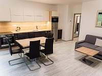 Kuchyňský kout - pronájem apartmánu Harrachov