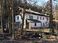 Ubytování Černý Důl - chata k pronajmutí