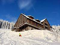 Chata Švadlenka Rokytnice nad Jizerou - pronájem