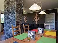 Jídelní kout apartmán De Luxe - chata k pronajmutí Rokytnice nad Jizerou