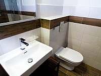 Koupelna apartmán Classic - pronájem chaty Rokytnice nad Jizerou