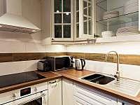 Kuchyně apartmán De Luxe - chata k pronájmu Rokytnice nad Jizerou