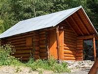 Sauna - chata ubytování Rokytnice nad Jizerou