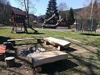 ohniště - Dolní Lysečiny