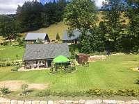 Výhled z okna - Dolní Lysečiny
