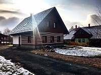 ubytování Skiareál Černá hora - Jánské Lázně na chalupě k pronájmu - Černý Důl - Fořt