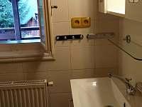 Koupelna - chalupa k pronajmutí Rokytnice nad Jizerou