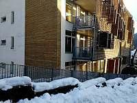 Budova - pronájem apartmánu Harrachov