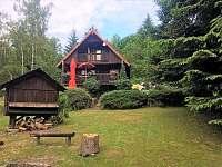Chalupa Rychlov - chata ubytování Benecko - Rychlov