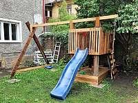 dětské hřiště - apartmán ubytování Svoboda nad Úpou