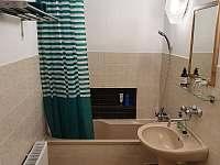 koupelna - pronájem apartmánu Svoboda nad Úpou