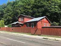 Chata Paperule v Horním Maršově - ubytování Horní Maršov
