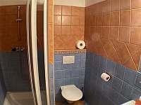 Koupelna 3 - chata k pronajmutí Horní Maršov